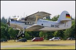 photo of Antonov 2TD D-FONC