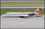 photo of Canadair CL-600-2B19 Regional Jet CRJ-200ER N8524A