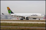 photo of Airbus A330-202 5A-ONF