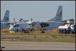 photo of Antonov 26B S2-AGZ