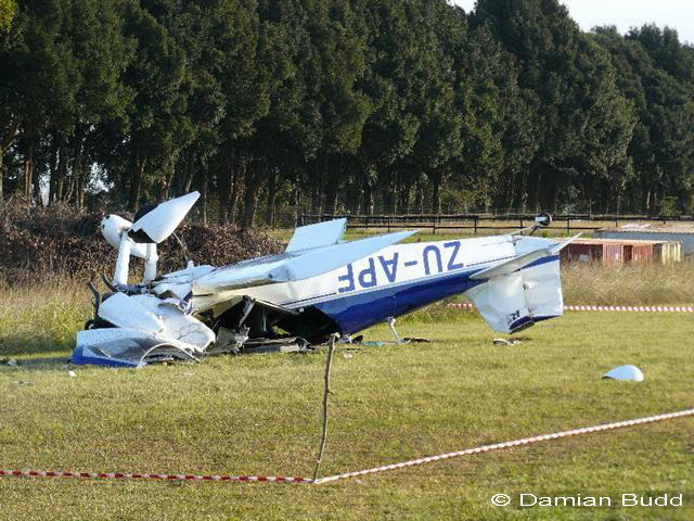Accident Van S Rv 6 Zu Apf 01 Jun 2008
