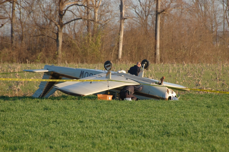 Accident Piper Pa 28 180 Cherokee N7230w 27 Dec 2009