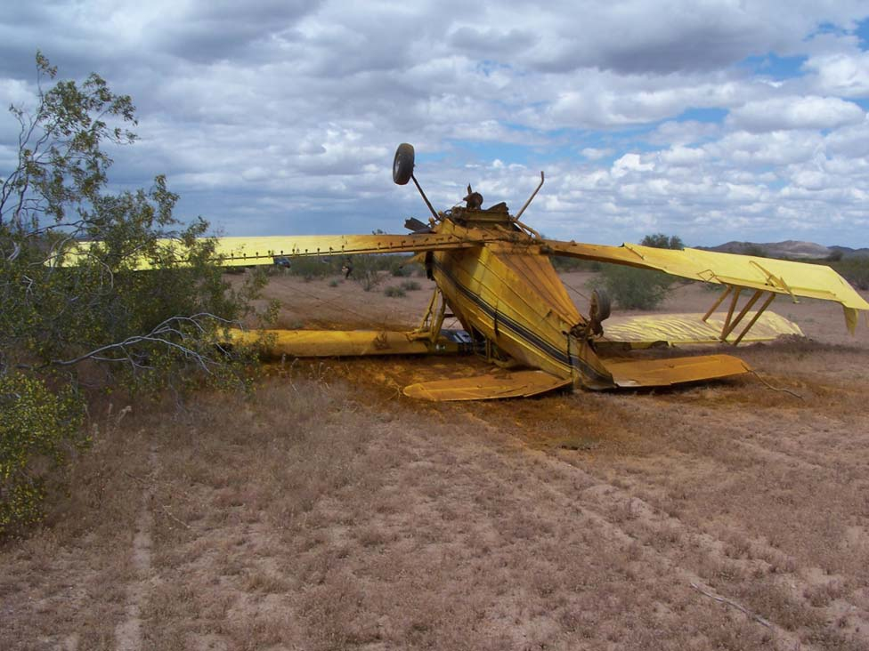 Accident Grumman-Schwe...C 17 Takeoff Video
