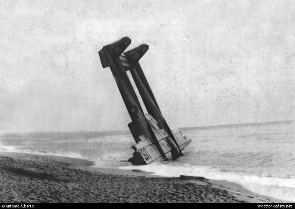 ASN Aircraft accident Kaiser-Frazer C-119G Flying Boxcar ...