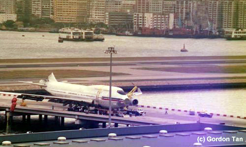 Asn Aircraft Accident Boeing 747 409 B 165 Hong Kong Kai