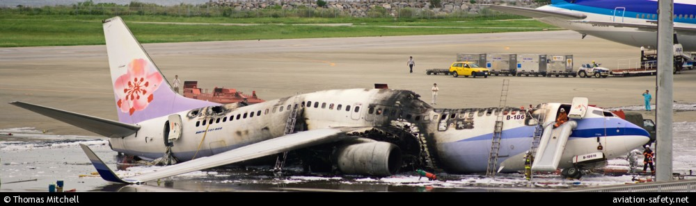Asn Aircraft Accident Boeing 737 809 B 18616 Okinawa Naha