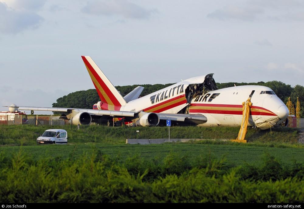 칼리타항공(Kalitta Air) 소속 207편 화물기(B747-200)