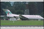 photo of Fokker F-28 Fellowship 4000 P2-AND