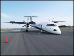 photo of de Havilland Canada DHC-8-402Q Dash 8 JA849A