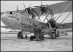 photo of Handley Page HP.42E G-AAGX
