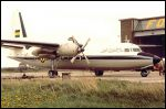 photo of Fokker-F-27400M-ST-ADX