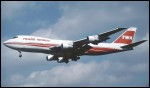 photo of Boeing 747-131 N93119