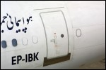 photo of Airbus A310-304 EP-IBK